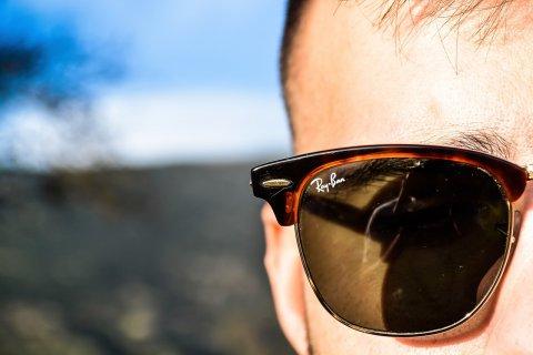naprawa okularów ray ban kraków